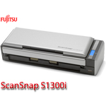 FUJITSU富士通 ScanSnap S1300i 攜帶式掃描器