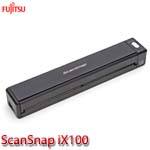 FUJITSU富士通 ScanSnap iX100 攜帶式掃描器