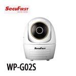 SecuFirst WP-G02S 旋轉FHD無線網路攝影機 超值包(含SHC-MA1S門磁) (促銷價至  01/31止)
