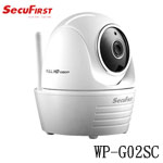 SecuFirst WP-G02SC 旋轉FHD無線網路攝影機(特價,售完調漲)