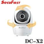 SecuFirst DC-X2 AI智慧追蹤無線網路攝影機(促銷價至 11/30 止)