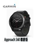 GARMIN Approach S60 尊爵版 中文高爾夫球GPS腕錶 010-01702-22