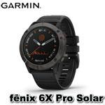 GARMIN fenix 6X Pro Solar 太陽能 進階複合式運動GPS腕錶 010-02157-52