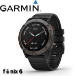 GARMIN fenix 6 進階複合式戶外GPS 腕錶 010-02158-42