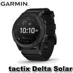 GARMIN tactix Delta Solar 太陽能複合式戰術GPS腕錶 010-02357-32