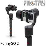 PILOTFLY派立飛 FunnyGO 2 三軸穩定器 適用HERO3/3+/4