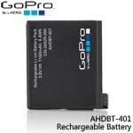 GoPro AHDBT-401 Rechargeable Battery 原廠鋰電池 適用HERO4(總代理公司貨)