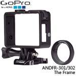 GoPro ANDFR-302 The Frame 易拆式外框固定架 適用HERO3/3+/4(總代理公司貨)