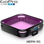 GoPro ABDFM-301 Magenta Dive Filter 40M紫色濾鏡(潛水盒專用)(總代理公司貨)