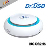 IM Healthcare IHC-DR2H5 迷幻藍 韓國Dr.USB Ionizer Plasma等離子產生器空氣清淨機/空氣淨化器