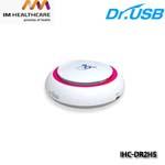 其它 IM Healthcare IHC-DR2H5 蜜桃紅 韓國Dr.USB Ionizer Plasma等離子產生器空氣清淨機/空氣淨化器