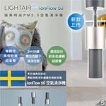 LightAir IonFlow 50 Solution PM2.5 吊頂式精品空氣清淨機 (公司貨3年保固)